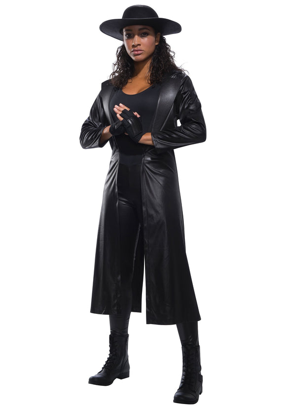 Women's WWE Undertaker Costume