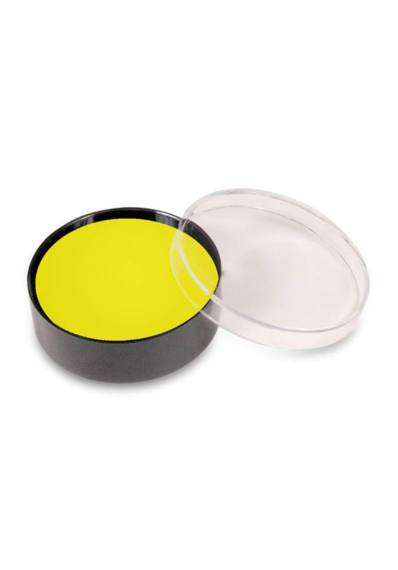 Mehron Yellow Color Cup Make-Up
