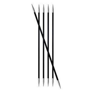 Knitter's Pride Karbonz Double Pointed 8-inch (20cm) Knitting Needles