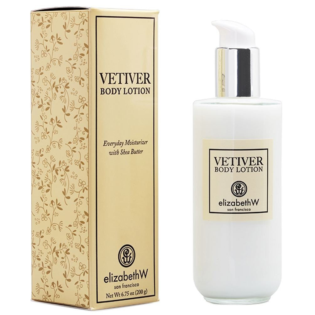 ElizabethW Vetiver Body Lotion 6.75 oz (200 g)