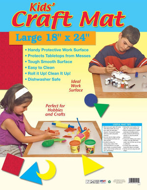 Counter Art Craft Mat, 24 by 18-Inch