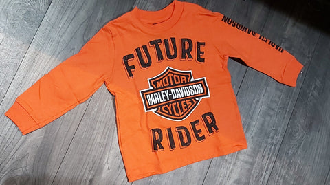 Harley-Davidson® Future Rider Long Sleeve Boys