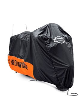 Harley-Davidson® Large Premium Indoor Motorcycle Cover (Touring)