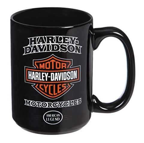 Harley-Davidson® American Legend Ceramic Coffee Cup
