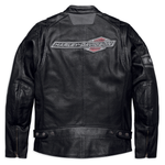 Harley-Davidson® Manta Coolcore Technology Mens Leather Jacket