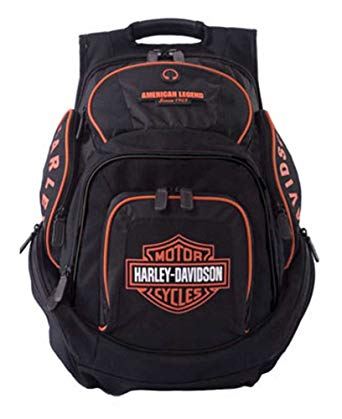 Harley-Davidson® Mens Deluxe Backpack