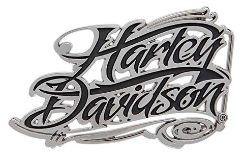 Harley-Davidson® Women's Signature Script Belt Buckle