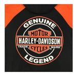 Harley-Davidson® Little Boys' B&S Knit Zippered Hoodie,
