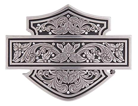Harley-Davidson® Women's Filigree B&S Belt Buckle