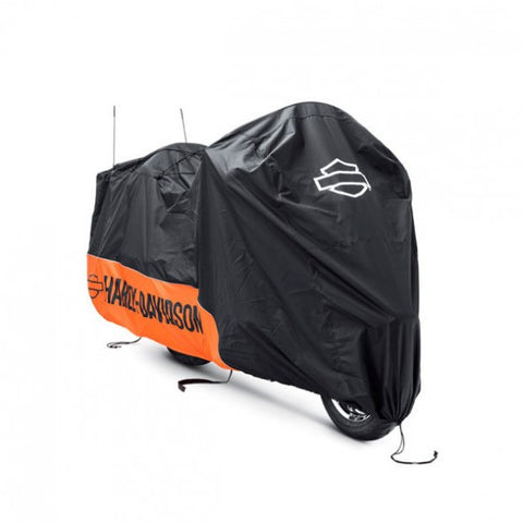 Harley-Davidson® Large Indoor & Outdoor Motorcycle Cover (Touring)