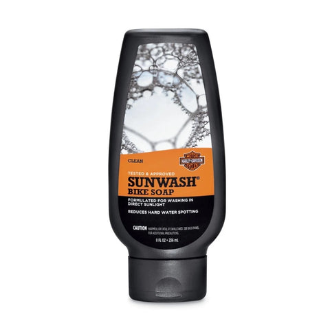 Harley-Davidson® Sunwash Bike Wash