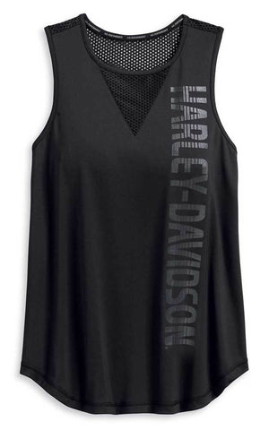 Harley-Davidson® Women's Performance Wicking Mesh