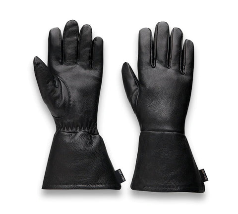 Women's Harley-Davidson® Leather Gauntlet Glove