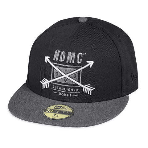 Harley-Davidson® HDMC Arrow Men's 59FIFTY Cap