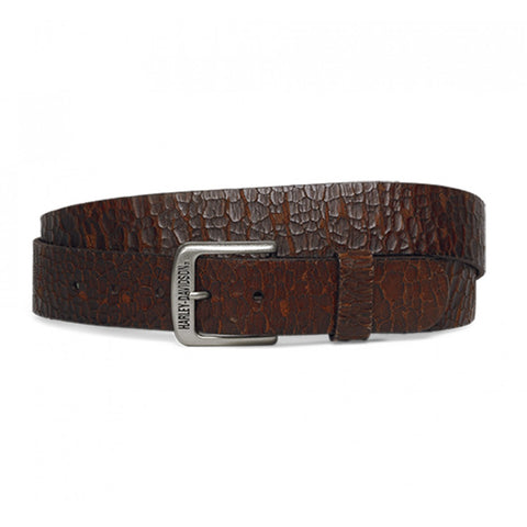 Harley-Davidson® Mens Black Label Crackle Belt