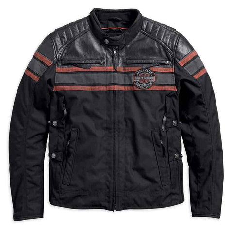 Harley-Davidson® Men's Triple Vent System Rutland Riding Jacket