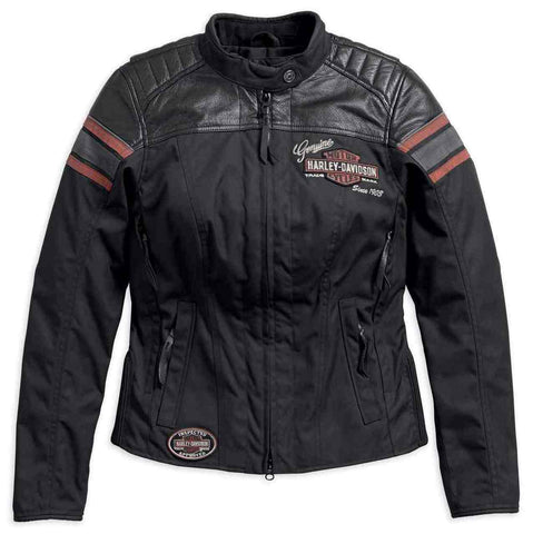 Harley-Davidson® Women's Triple Vent System Worden Riding Jacket