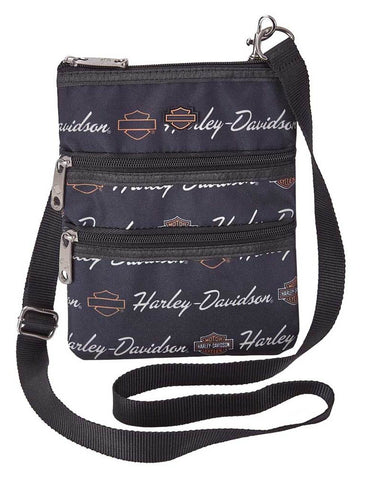 Harley-Davidson® Signature Cross-Body Sling Pack