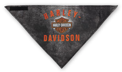 Harley-Davidson® Men's 3-in-1 Convertible B&S Rockers Bandana