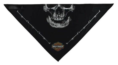 Harley-Davidson® Men's 3-in-1 Convertible Deadly Jaw Bandana