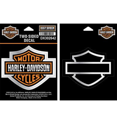 Harley-Davidson® B&S Inside Outside Small Decal