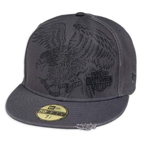 Harley-Davidson® Eagle Mens 59FIFTY Cap