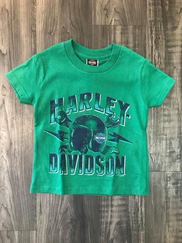 Harley-Davidson® Kids Dealer Tee - Green