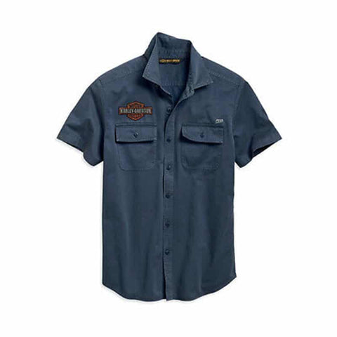 Harley-Davidson® Men's Iron & Freedom Slim Fit Shirt