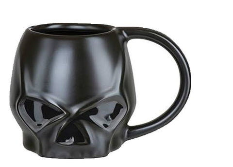 Harley-Davidson®Sculptured Skull Mug