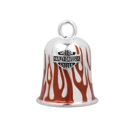 Harley-Davidson® Red Flames Ride Bell