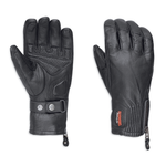 Harley-Davidson® Womens Jayden Under Cuff Gauntlet Gloves