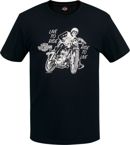 Racer Mens Short Sleeve