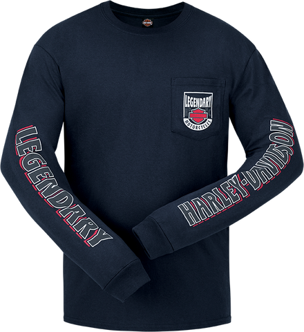 Legend Tag Mens Long Sleeve