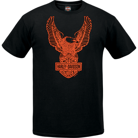 Up eagle Mens Short Sleeve