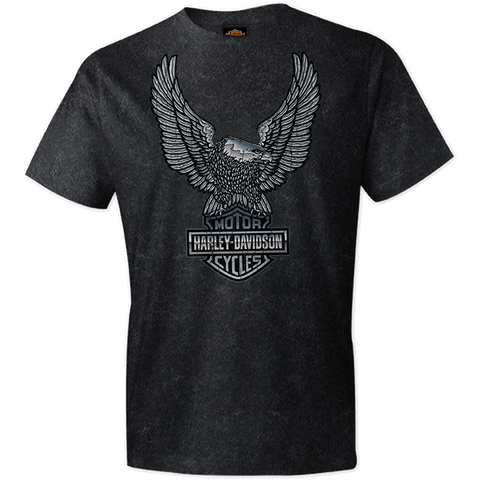 Chrome Upwing Mens Short Sleeve