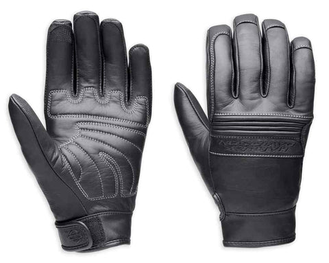 Harley-Davidson® Men's Tailgater Full-Finger Leather Gloves
