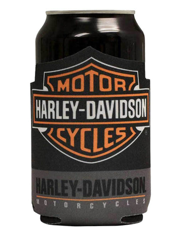 Harley-Davidson® Can Flat Wrap Cooler and Insulator