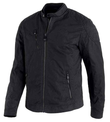 Harley-Davidson® Men's Waxed Canvas Slim Fit Casual Jacket