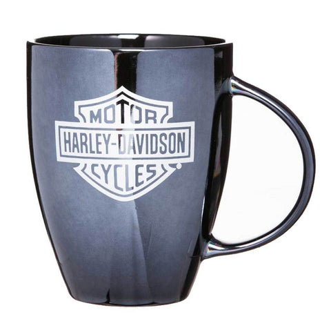 Harley-Davidson® Bar & Shield Bistro Lustre Mug 18 oz