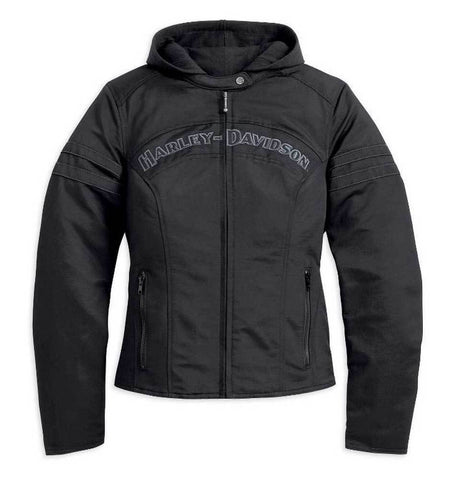 Harley-Davidson® Womens Miss Enthusiast Outerwear Jacket