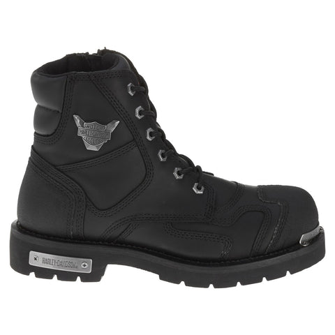 Harley-Davidson® Mens Stealth Leather Boots