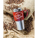 Harley-Davidson® Heritage Ceramic Stainless Travel Cup