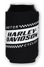 Harley-Davidson® Ignition Race Flag Can Flat Wrap