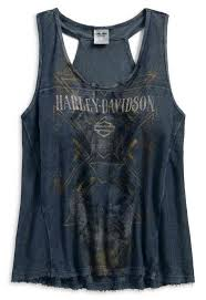 Harley-Davidson® Women's H-D® French Terry Tank Top