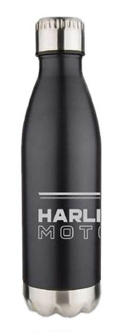Harley-Davidson® Lineation Stainless Steel Travel Bottle