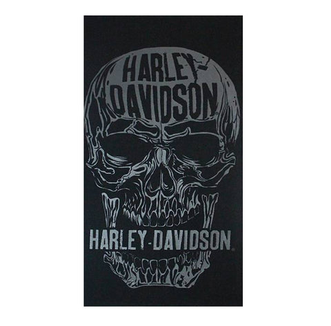 Harley-Davidson® Mens #1 Tube Decomposed Skull Multifunctional Headwear