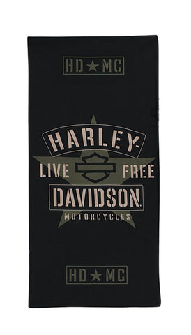 Harley-Davidson® Resolute Multifunctional Headwear