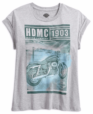 Harley-Davidson® HDMC Photo Real Tee