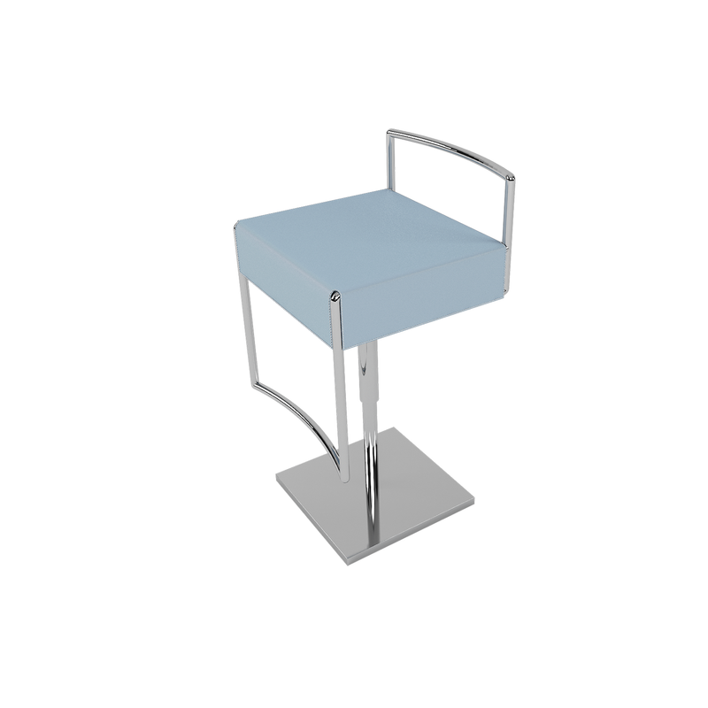 Columbus Height Adjustable Stool