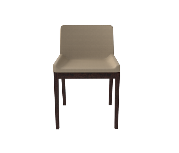 Folsom Side Chair with Wood Base